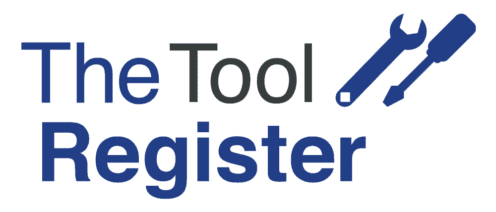 the tool register
